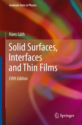 9783642135910: Solid Surfaces, Interfaces and Thin Films (Graduate Texts in Physics)