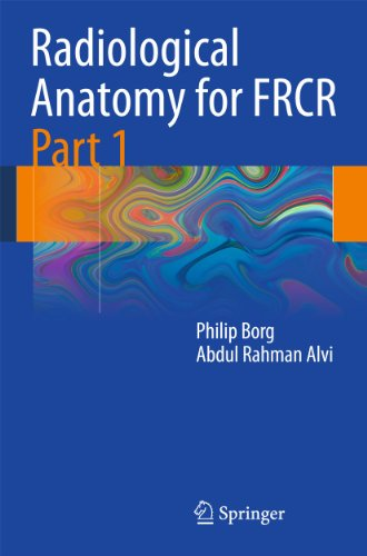 9783642137501: Radiological Anatomy for FRCR Part 1
