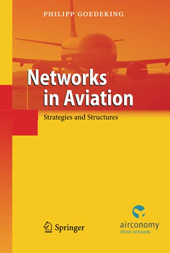 9783642137631: Networks in Aviation: Strategies and Structures
