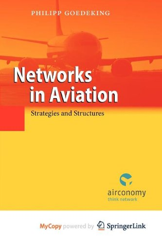 9783642137655: Networks in Aviation: Strategies and Structures