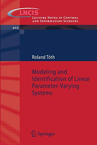 9783642138119: Modeling And Identification Of Linear Parameter-Varying Systems (Lecture Notes In Control And Information Sciences)