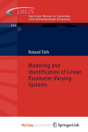 9783642138133: Modeling and Identification of Linear Parameter-Varying Systems