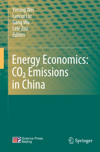 Energy Economics: Co2 Emissions in China (Hardcover)
