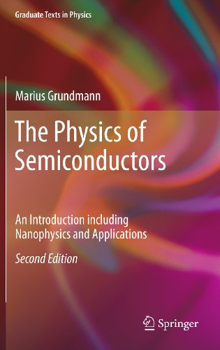 9783642138836: The Physics of Semiconductors: An Introduction Including Nanophysics and Applications (Graduate Texts in Physics)