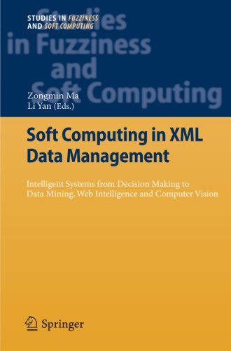 Soft Computing in XML Data Management: Intelligent Systems from Decision Making to Data Mining, Web...