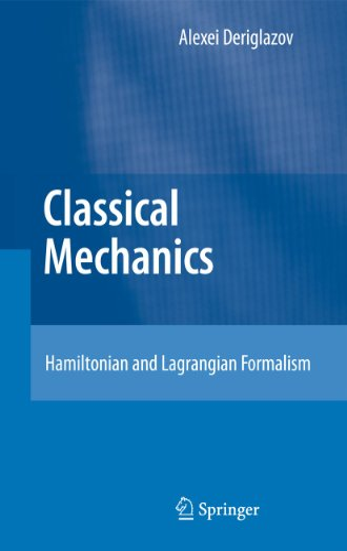 9783642140365: Classical Mechanics: Hamiltonian and Lagrangian Formalism