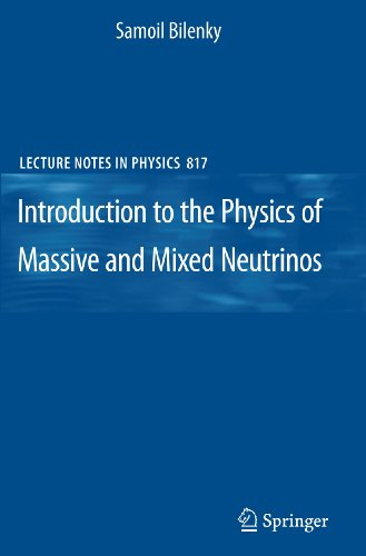 9783642140426: Introduction to the Physics of Massive and Mixed Neutrinos (Lecture Notes in Physics)