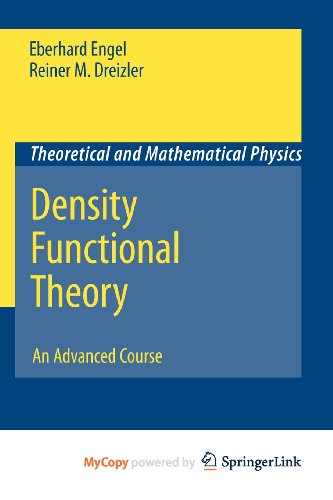 9783642140914: Density Functional Theory: An Advanced Course