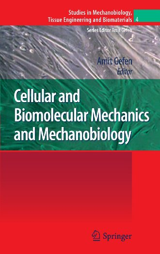 9783642142178: Cellular and Biomolecular Mechanics and Mechanobiology (Studies in Mechanobiology, Tissue Engineering and Biomaterials)