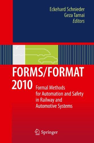 FORMS/FORMAT 2010: Eckehard Schnieder