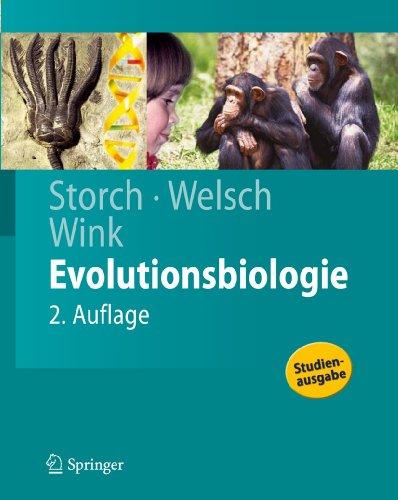 9783642142727: Evolutionsbiologie (Springer-Lehrbuch)
