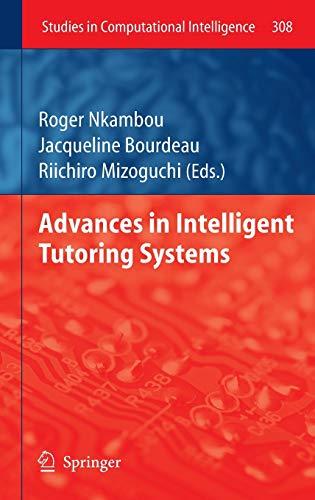 9783642143625: Advances in Intelligent Tutoring Systems (Studies in Computational Intelligence)