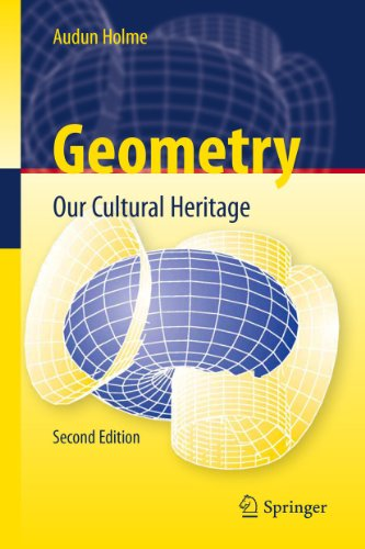 9783642144400: Geometry: Our Cultural Heritage