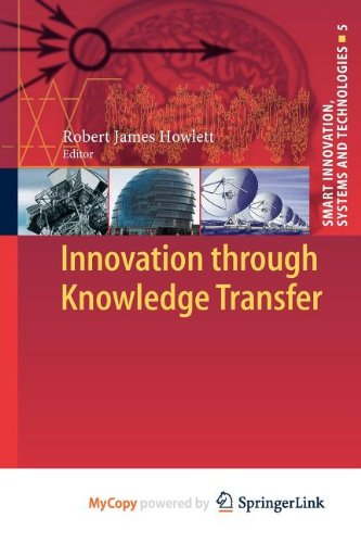 9783642145957: Innovation through Knowledge Transfer