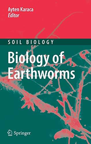 9783642146350: Biology of Earthworms (Soil Biology)