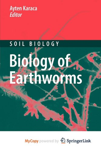 9783642146374: Biology of Earthworms