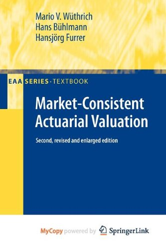 9783642148538: Market-Consistent Actuarial Valuation