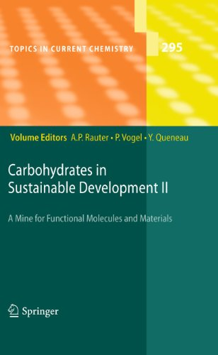9783642151606: Carbohydrates in Sustainable Development II (Topics in Current Chemistry)