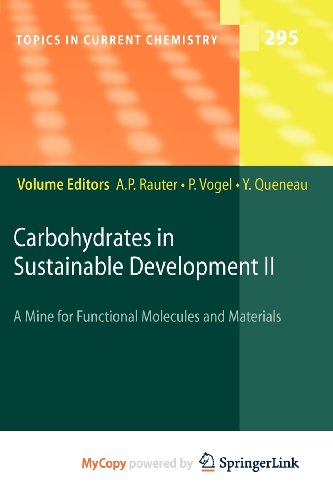 9783642151620: Carbohydrates in Sustainable Development II