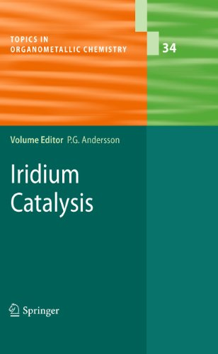9783642153334: Iridium Catalysis: 34 (Topics in Organometallic Chemistry)