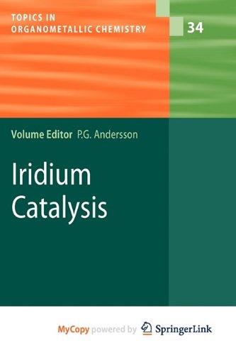 9783642153358: Iridium Catalysis
