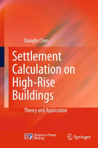 9783642155697: Settlement Calculation on High-Rise Buildings: Theory and Application