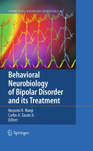 Behavioral Neurobiology of Bipolar Disorder and its Treatment Current Topics in Behavioral ...