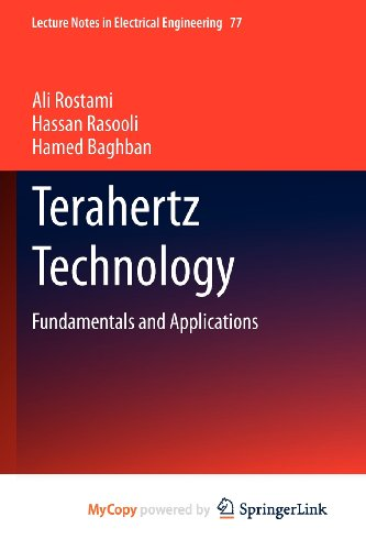 9783642157943: Terahertz Technology: Fundamentals and Applications