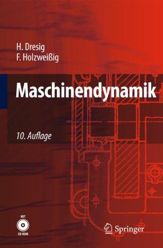 9783642160097: Maschinendynamik