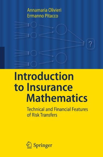 9783642160288: Introduction to Insurance Mathematics: Technical and Financial Features of Risk Transfers