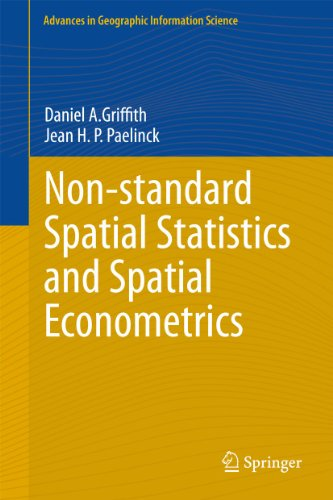 9783642160424: Non-standard Spatial Statistics and Spatial Econometrics (Advances in Geographic Information Science)