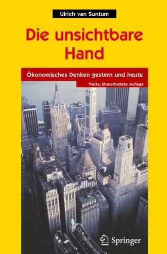 9783642161421: Die unsichtbare Hand