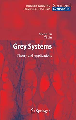 Grey Systems: Sifeng Liu