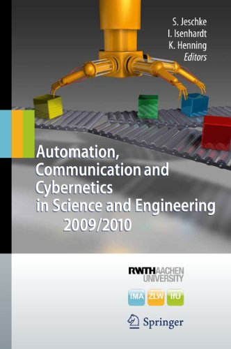 9783642162077: Automation, Communication and Cybernetics in Science and Engineering 2009/2010