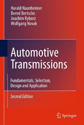 9783642162138: Automotive Transmissions: Fundamentals, Selection, Design and Application