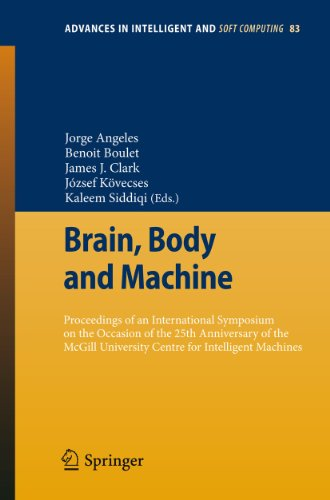 Brain, Body and Machine: Jorge Angeles