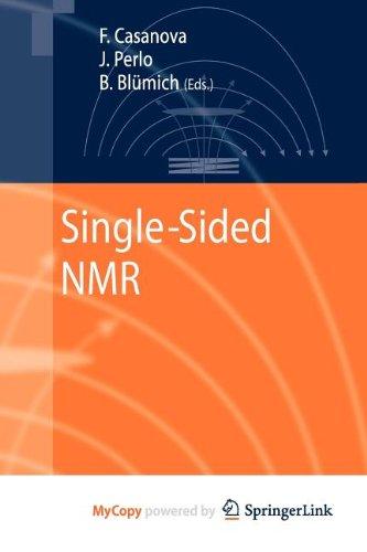 9783642163081: Single-Sided NMR