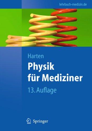 9783642163159: Physik für Mediziner: Eine Einführung (Springer-Lehrbuch) (German Edition)