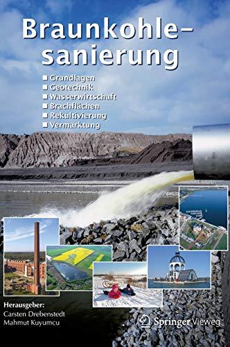 Braunkohlesanierung: Grundlagen, Geotechnik, Wasserwirtschaft, Brachflächen, Rekultivierung, ...