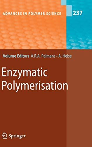 9783642163753: Enzymatic Polymerisation (Advances in Polymer Science)