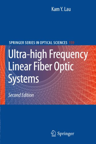 9783642164576: Ultra-high Frequency Linear Fiber Optic Systems (Springer Series in Optical Sciences)