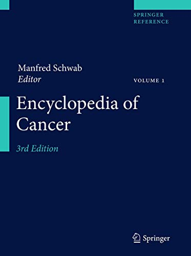 9783642164828: Encyclopedia of Cancer