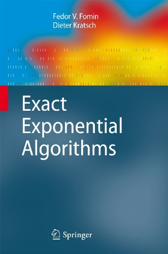 9783642165320: Exact Exponential Algorithms (Texts in Theoretical Computer Science. An EATCS Series)