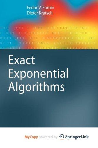 9783642165344: Exact Exponential Algorithms
