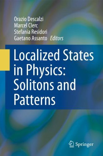 9783642165481: Localized States in Physics: Solitons and Patterns