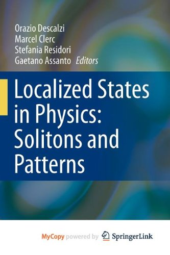 9783642165504: Localized States in Physics: Solitons and Patterns