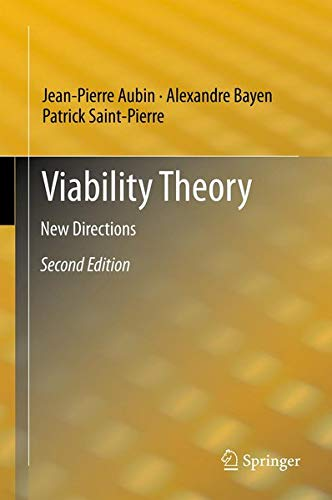 9783642166839: Viability Theory: New Directions