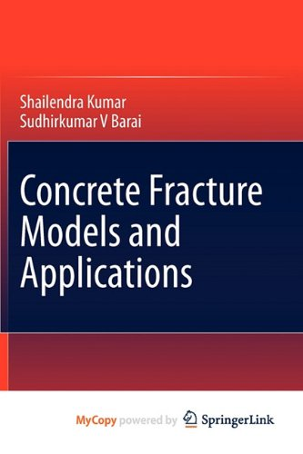 9783642167652: Concrete Fracture Models and Applications