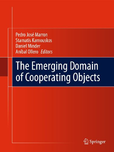 The emerging domain of cooperating objects.: Marrón, Pedro José
