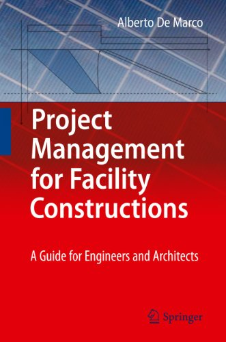 9783642170911: Project Management for Facility Constructions: A Guide for Engineers and Architects